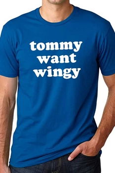 Picture of Tommy Want Wingy Graphic Tee