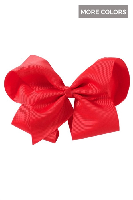 Picture of 6-Inch Boutique Hair Bow