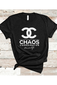 Picture of CC Chaos Coordinator Graphic Tee
