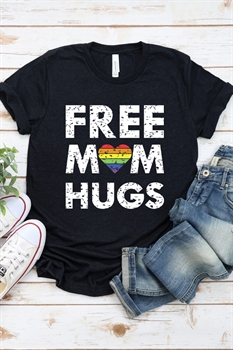 Picture of Free Mom Hugs Graphic Tee