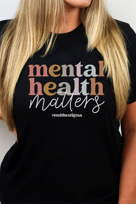 Picture of Mental Health Matters Graphic Tee
