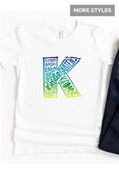 Picture of Back to School Kinder- 7th Graphic Tees (Youth)