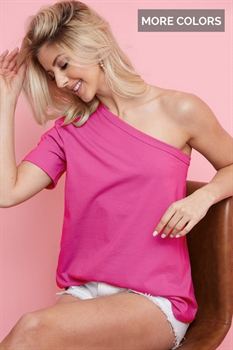 Picture of One Shoulder Top