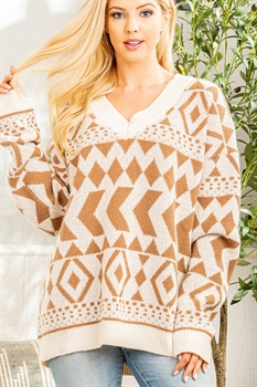 Picture of Aztec Sweater